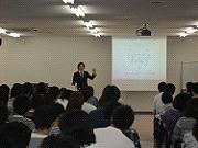 福岡医健専門学校講演