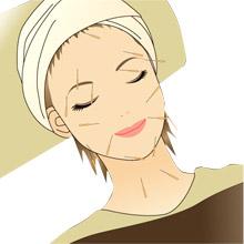 美容鍼 画像 フリー に対する画像結果